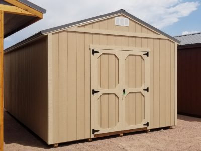 12x20 Gable Style Shed 10