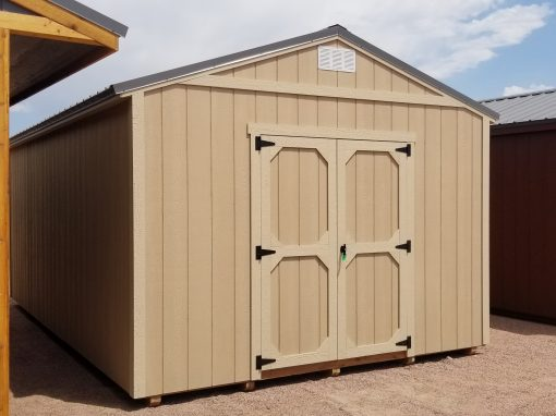 12x20 Gable Style Shed 4