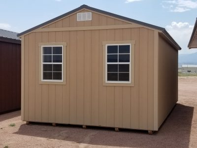 12x20 Gable Style Shed 11