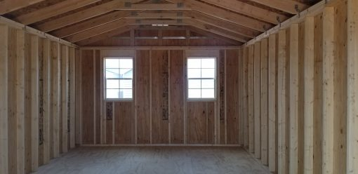 12x20 Gable Style Shed 6