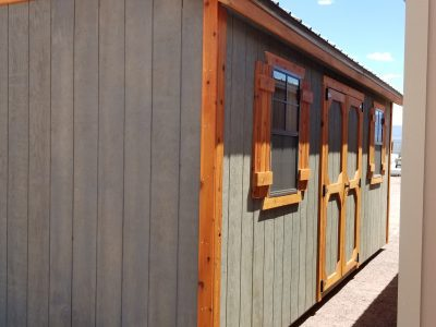 10x20 Gable Style Sheds 12