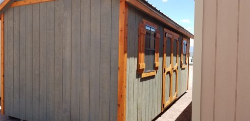 10x20 Gable Style Sheds 3