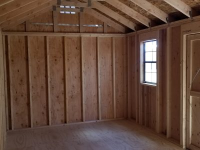 10x20 Gable Style Sheds 19
