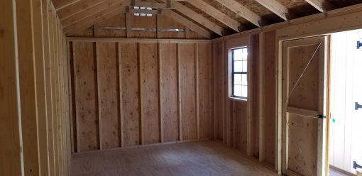 10x20 Gable Style Sheds 10