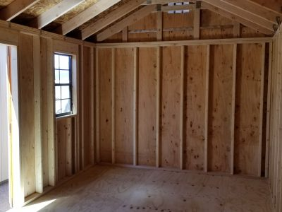 10x20 Gable Style Sheds 16
