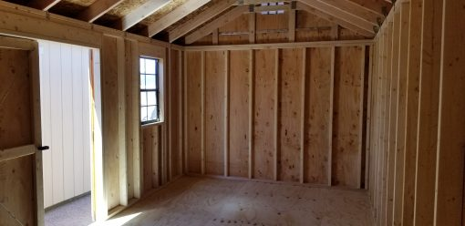 10x20 Gable Style Sheds 7