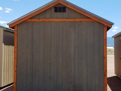 10x20 Gable Style Sheds 13
