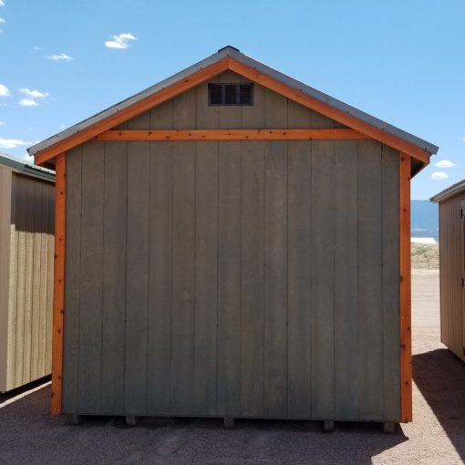 10x20 Gable Style Sheds 4