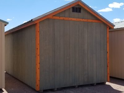 10x20 Gable Style Sheds 14