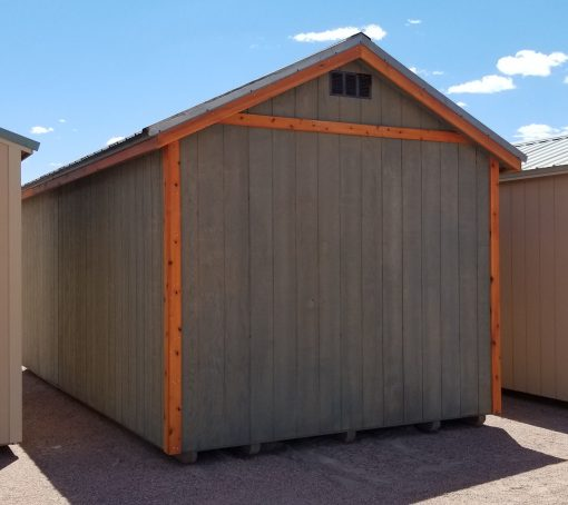 10x20 Gable Style Sheds 5