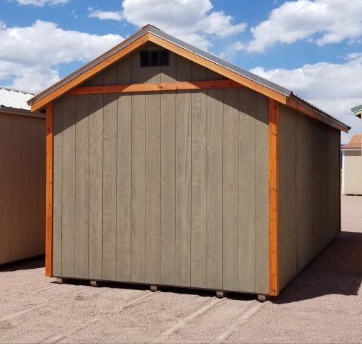 10x20 Gable Style Sheds 6