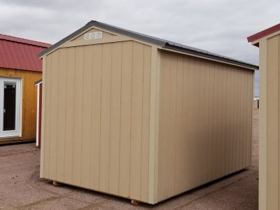 8x14 Gable Style Shed 8