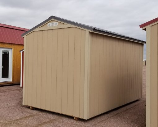8x14 Gable Style Shed 3
