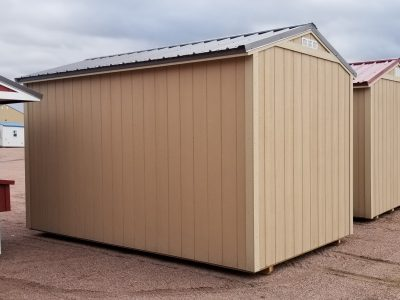 8x14 Gable Style Shed 9