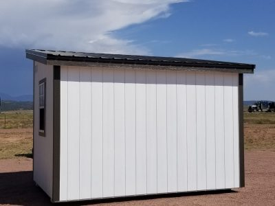 8x12 Urban Style Shed 13