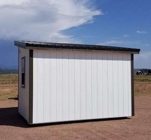 8x12 Urban Style Shed 5