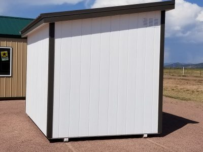 8x12 Urban Style Shed 12