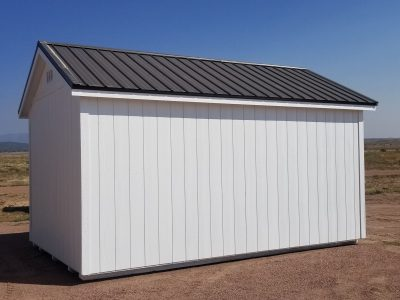 10x16 Gable Style Shed 11