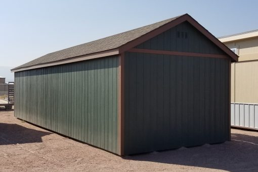 12x36 Gable Style Shed 5