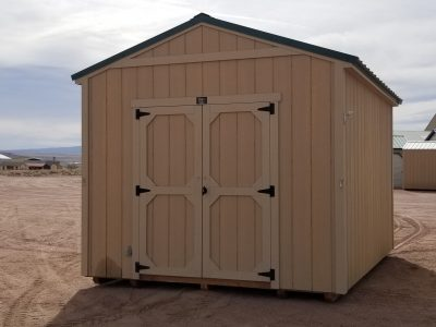 10x12 Gable Style Shed 8
