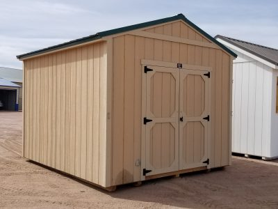 10x12 Gable Style Shed 7