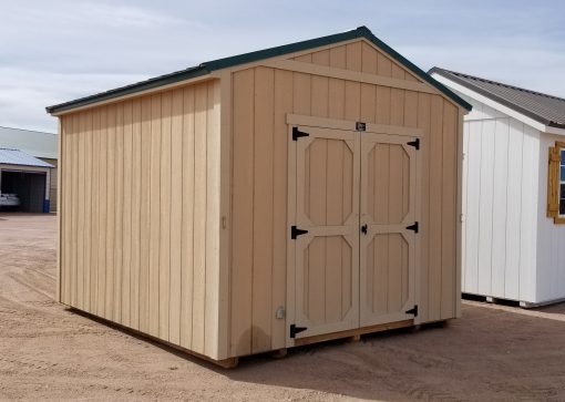 10x12 Gable Style Shed 2