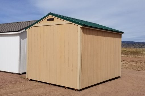 10x12 Gable Style Shed 4