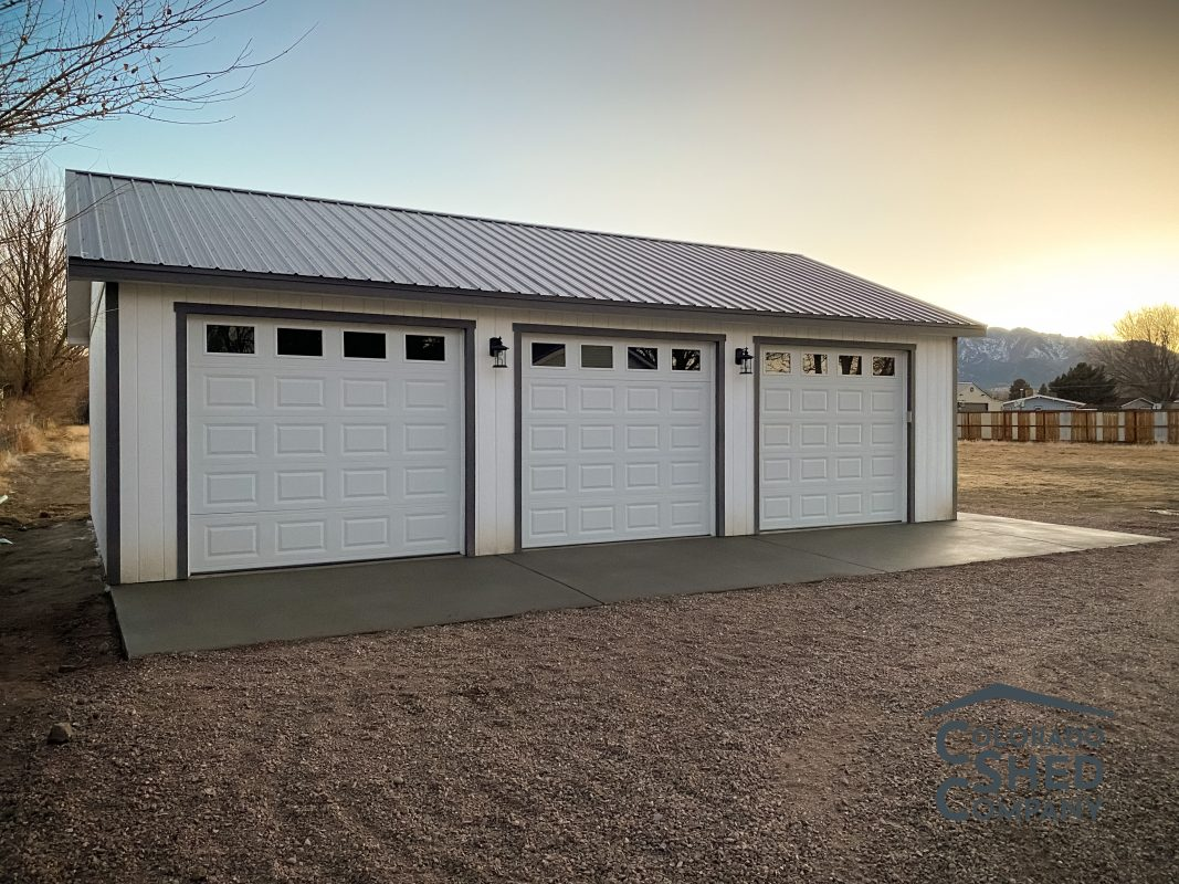 Garage types: Attached, Semi-Attached, Detached, Integral and More! 13