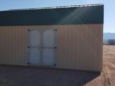 10x20 Barn Style Shed 11