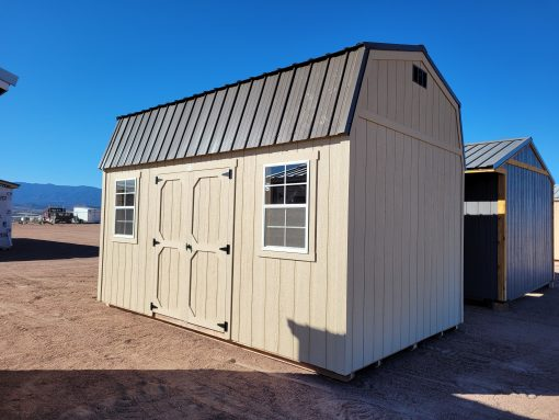 10x16 Barn Style Shed 2