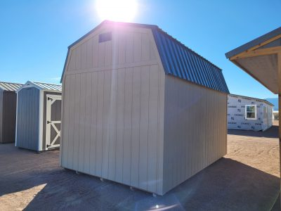 10x16 Barn Style Shed 10