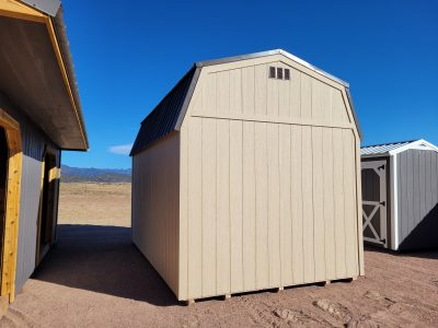 10x16 Barn Style Shed 11