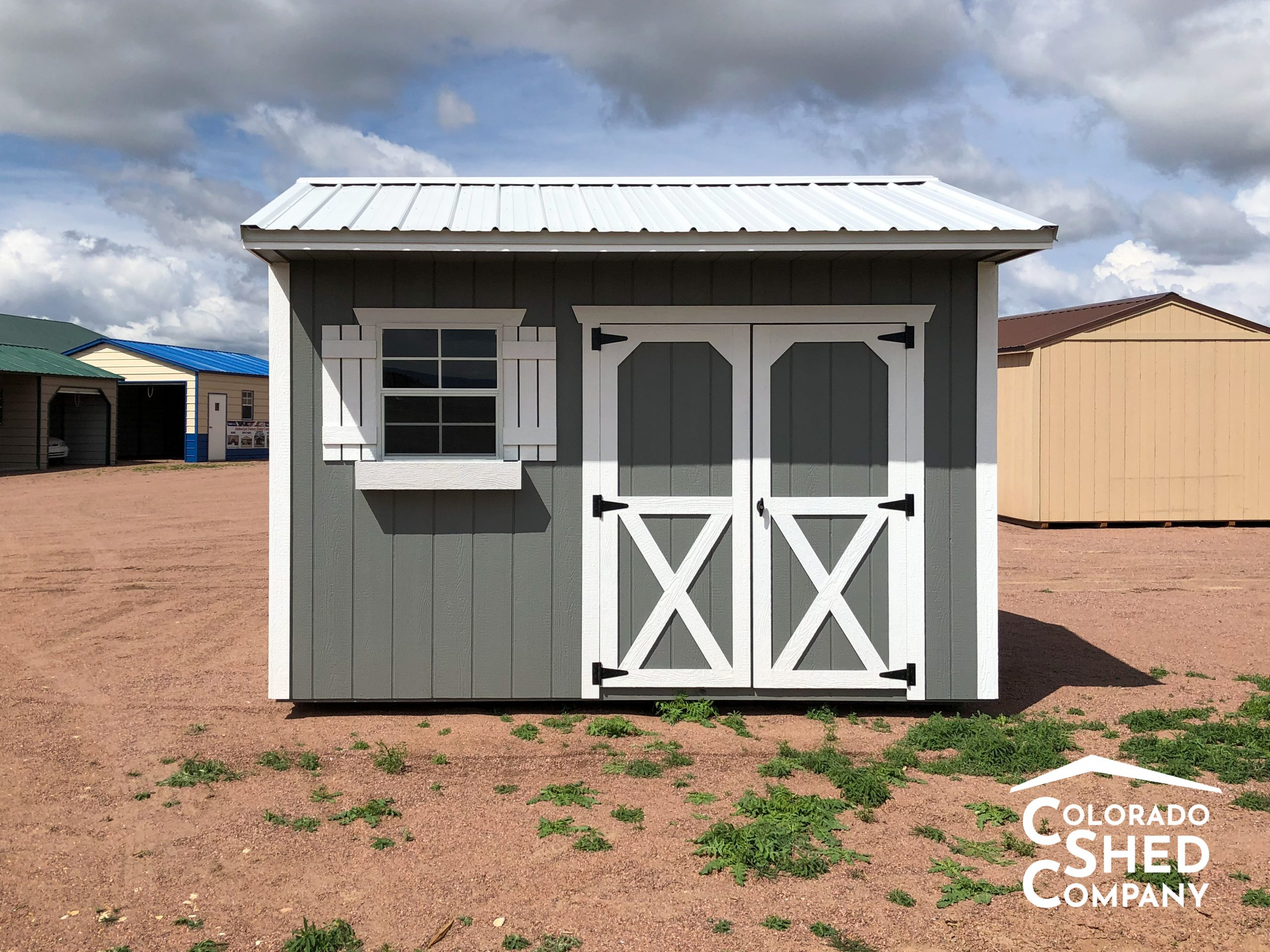 The Efficient 10x12 Shed – 5 Fantastic Benefits, 4 Versatile Uses, & More! 3