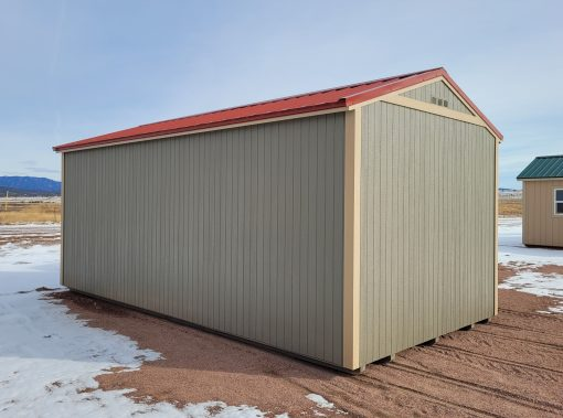 10x20 Gable Style Shed 2