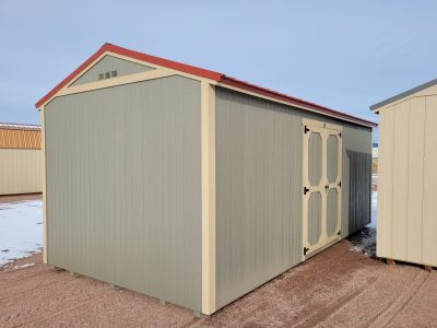10x20 Gable Style Shed 9