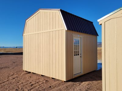 12x12 Barn Style Shed 7