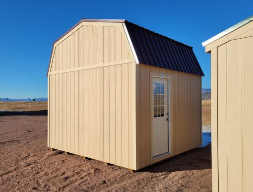 12x12 Barn Style Shed 2