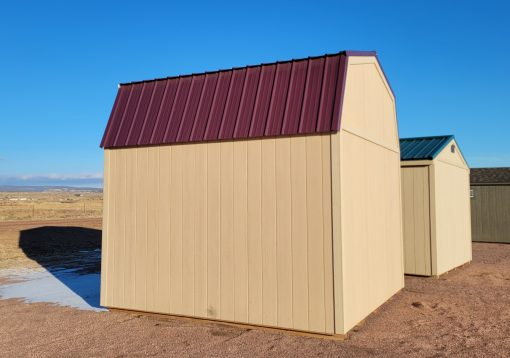 12x12 Barn Style Shed 4