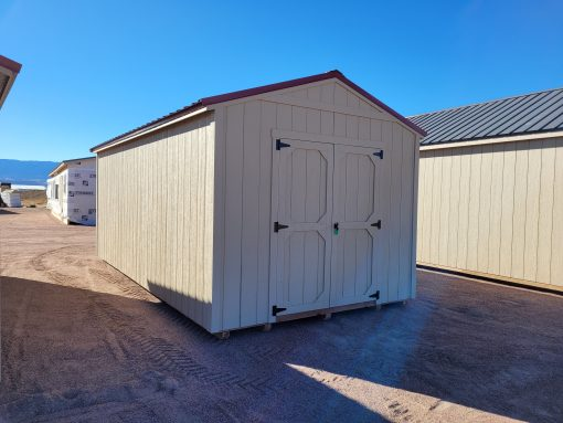 10x20 Gable Style Shed 1