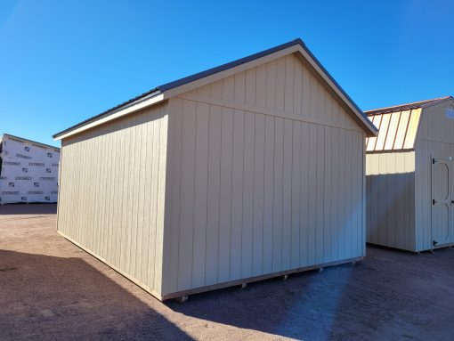 14x20 Studio Gable Style Shed 5