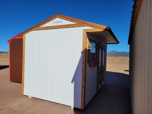 8x12 Tackroom Style Shed 3
