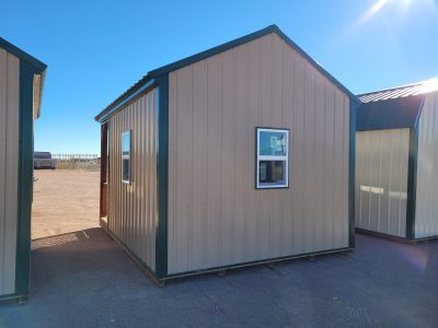 12x16 Gable Style Shed with Porch 13