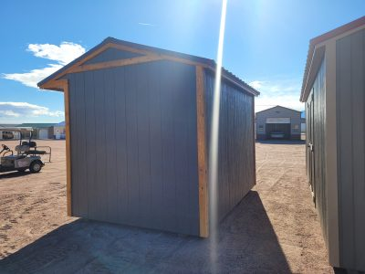 8x12 Tackroom Style Shed 13