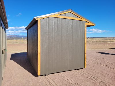 8x12 Tackroom Style Shed 12