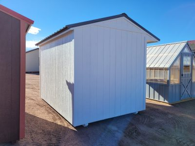8x12 Tackroom Style Shed 10