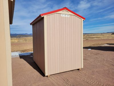 6x8 Gable Style Shed 12