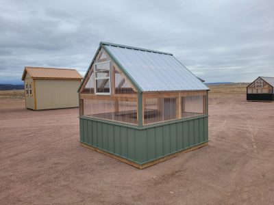 8x8 Green House 9