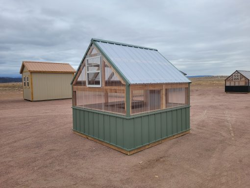 8x8 Green House 4