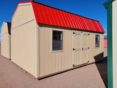 14x20  Barn Style Shed 9