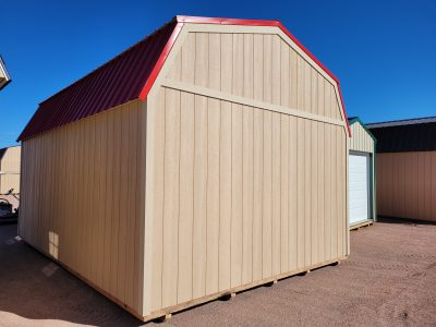 14x20  Barn Style Shed 10